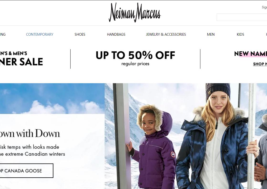 美国奢侈品百货 Neiman Marcus 业绩向好:可比门店销售连续五个月实现增长,但亏损仍有扩大