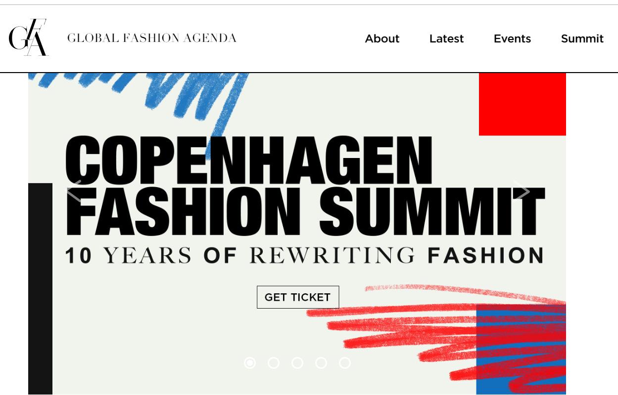非营利组织 Global Fashion Agenda 宣布与Nike 签署战略合作协议,推动时尚行业可持续发展