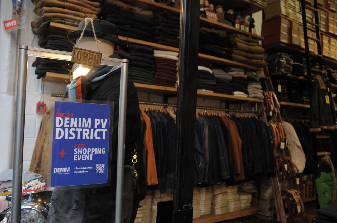 为牛仔面料创建规范的循环经济体系:Denim Première Vision 在伦敦举行