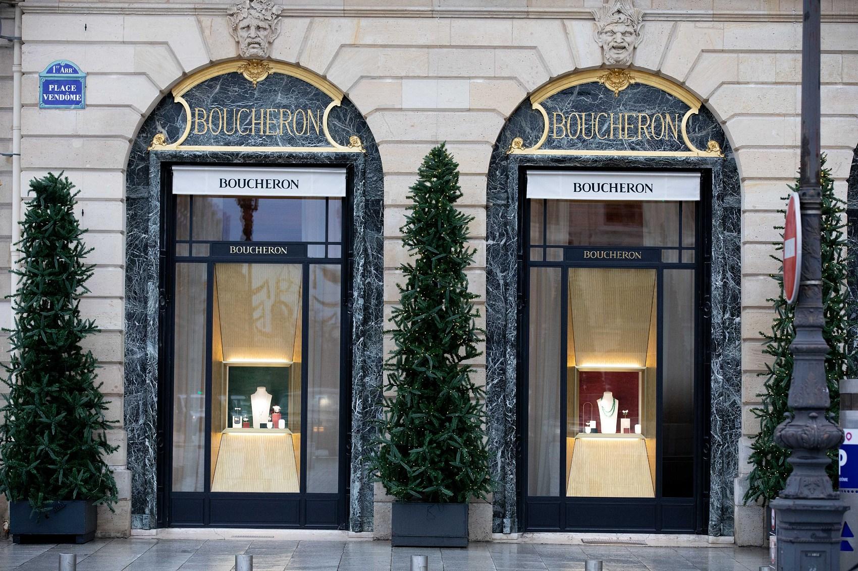 巴黎旺多姆最老一家珠宝店重张开业,Boucheron 的女CEO说:相较于历史典故,我更愿和你聊聊时尚