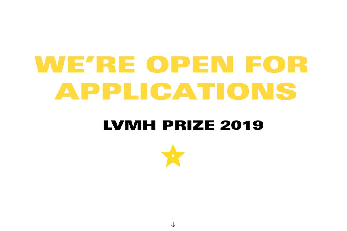 第六届 LVMH Prize 青年设计师大赛开放报名,明年2月4日截止
