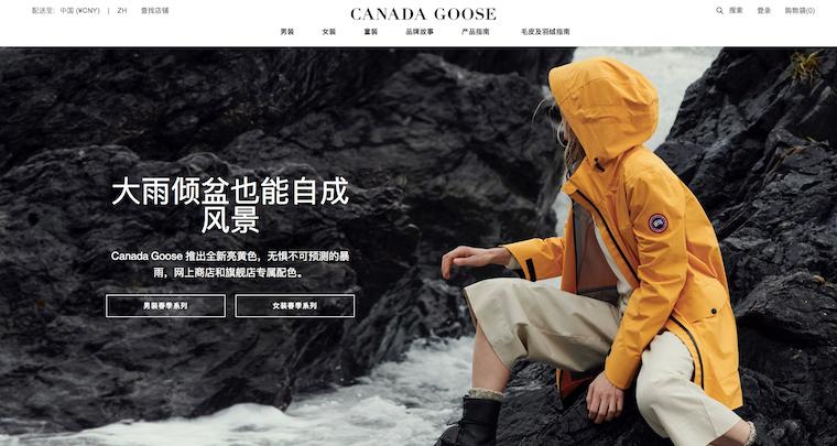 """""""大鹅""""满街飞,Canada Goose 是如何在蛰伏50年后一鸣惊人的?"""