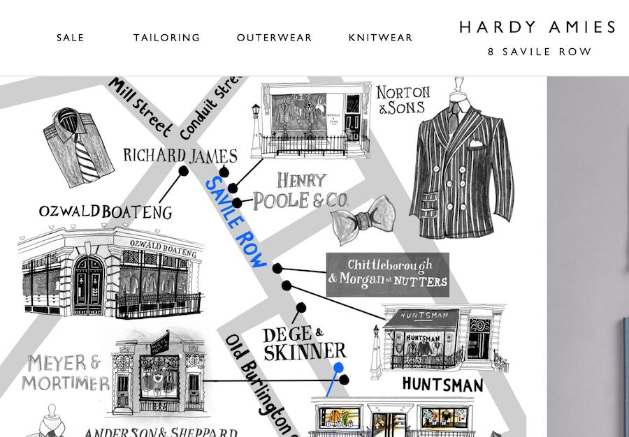 英国老牌定制男装公司 Hardy Amies 11年后第二次破产