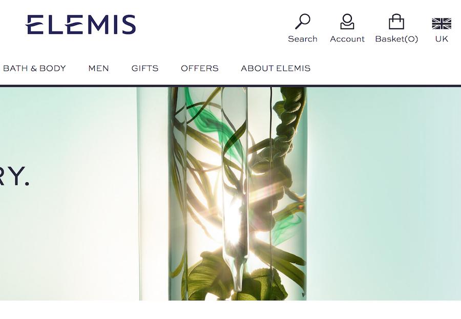 欧舒丹集团以9亿美元收购英国高端护肤和健康品牌 Elemis