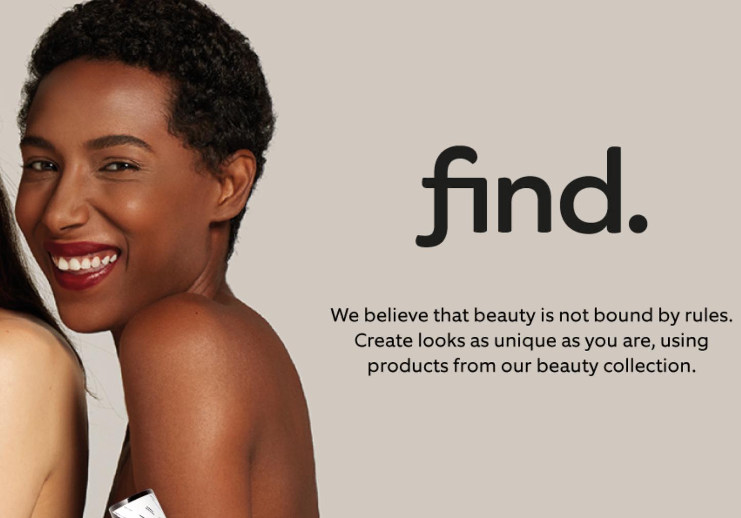 亚马逊推出自有彩妆系列 Find Beauty,与美宝莲等品牌发起定制样品免费试用活动