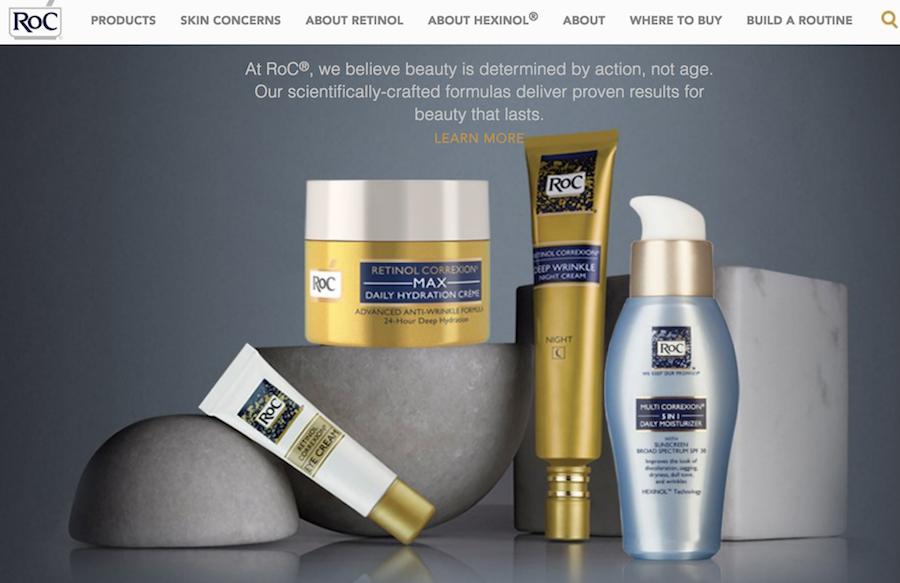 强生集团旗下减龄护肤品牌 RoC 被私募基金 Gryphon 收购
