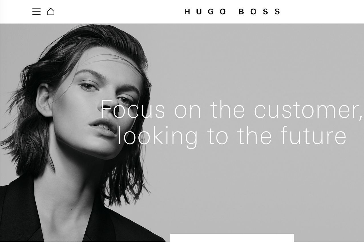 Hugo Boss 最新季度销售超分析师预期,中国市场和电商渠道表现亮眼