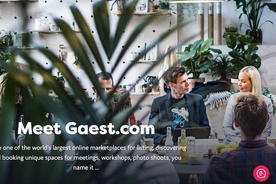 拓展商务市场服务,Airbnb 收购会议空间短租平台 Gaest