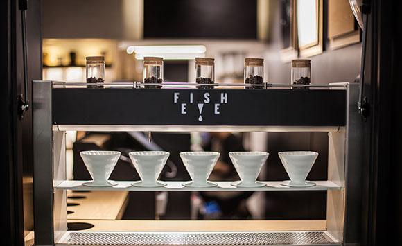"""精品咖啡品牌""""FISHEYE鱼眼咖啡""""完成数千万人民币A轮融资"""