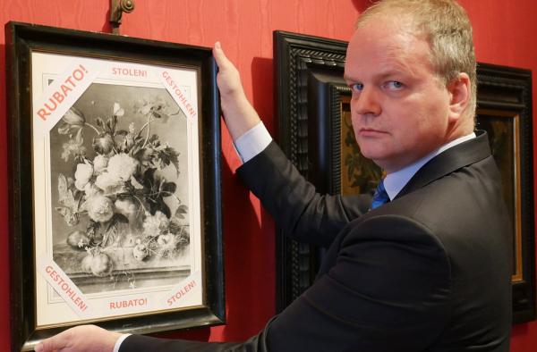 意大利乌菲兹美术馆要求德国归还二战时期被纳粹偷走的画作