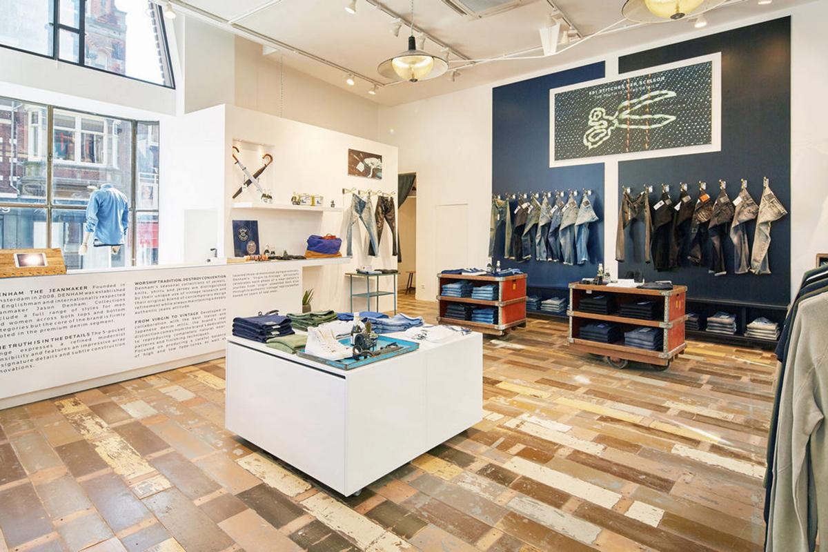 中国赫基集团收购荷兰高端牛仔品牌 Denham 控制性股权