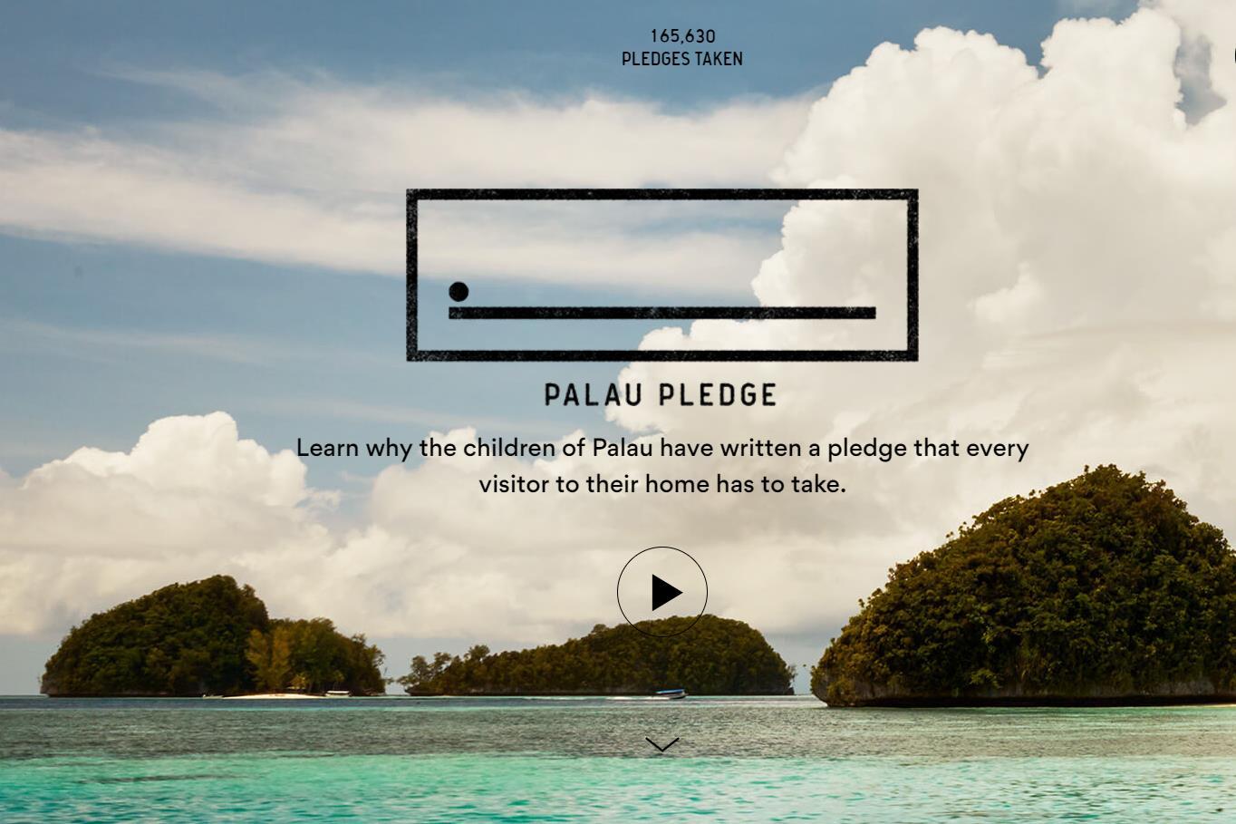 """潜水圣地帕劳游客数量达到国民总数的八倍!15万游客签署""""帕劳誓词""""保护当地环境"""
