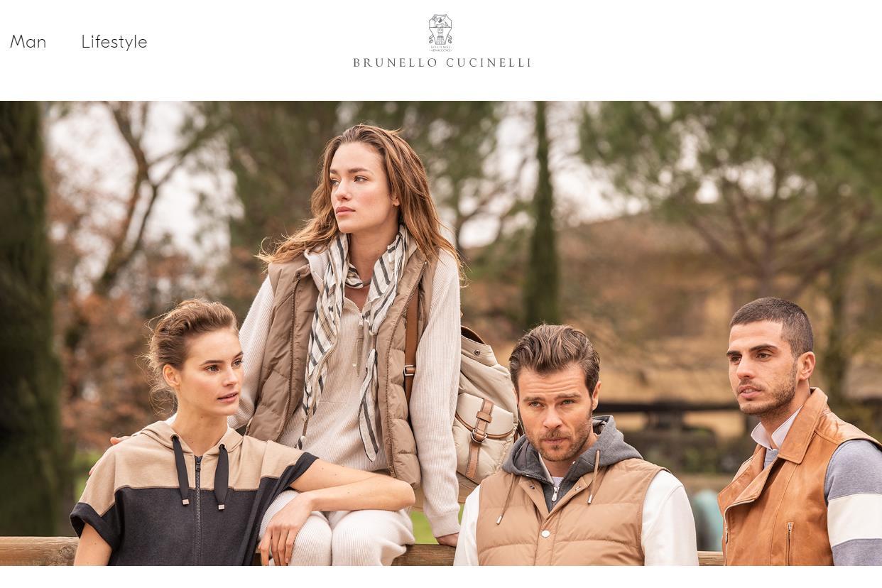 大中华区潜力巨大,意大利奢侈品牌 Brunello Cucinelli 2018财年销售额同比增长10.7%