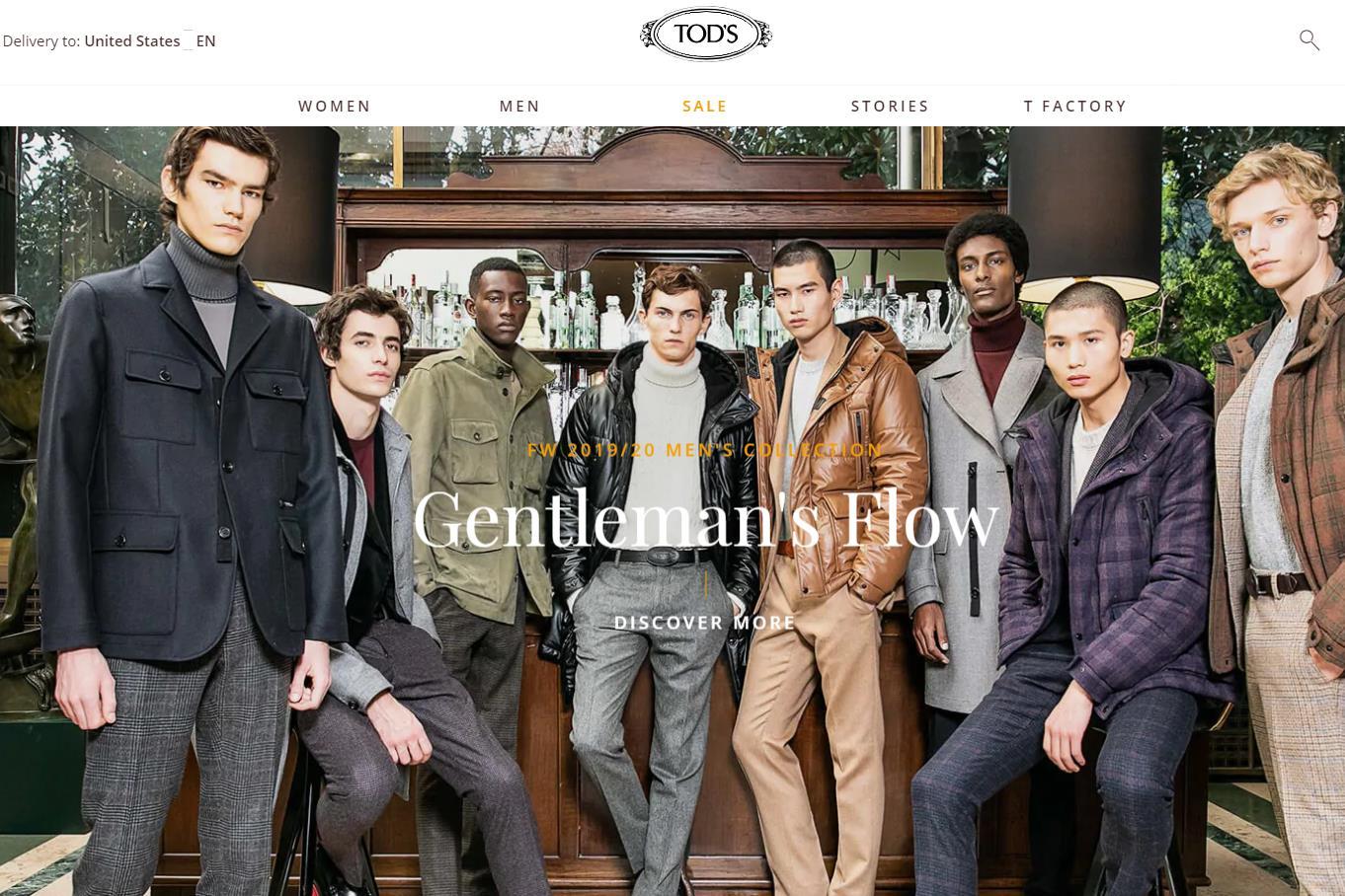 Tod's 集团主席:按季上新已过时,奢侈品门店必须保持两月一次上新速度