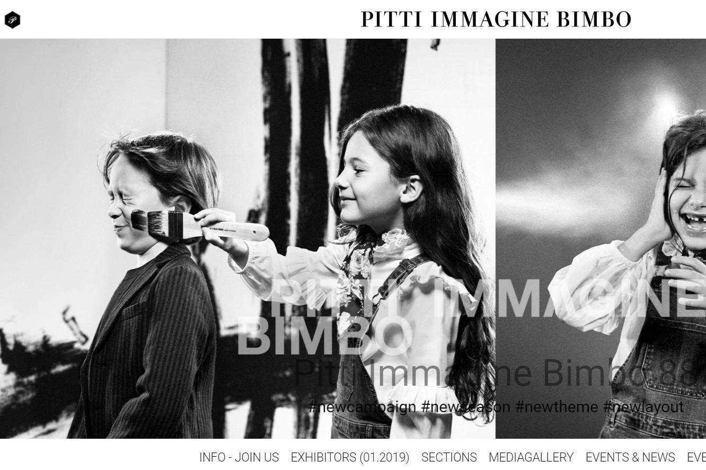第88届 Pitti Bimbo童装贸易展开幕在即:详解12大特色展区