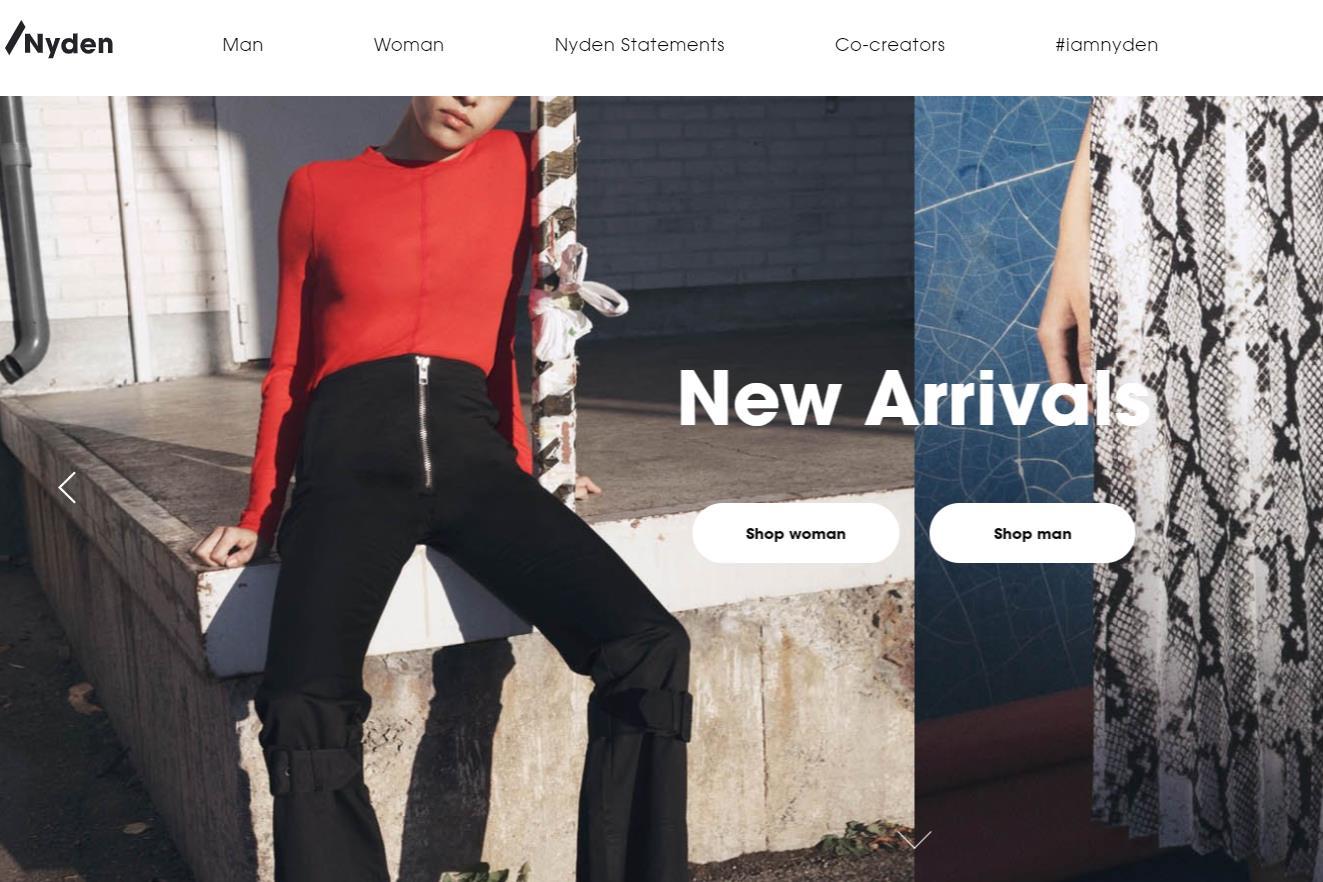 H&M 集团旗下新品牌 /Nyden 停止独立运营,将并入 H&M主品牌