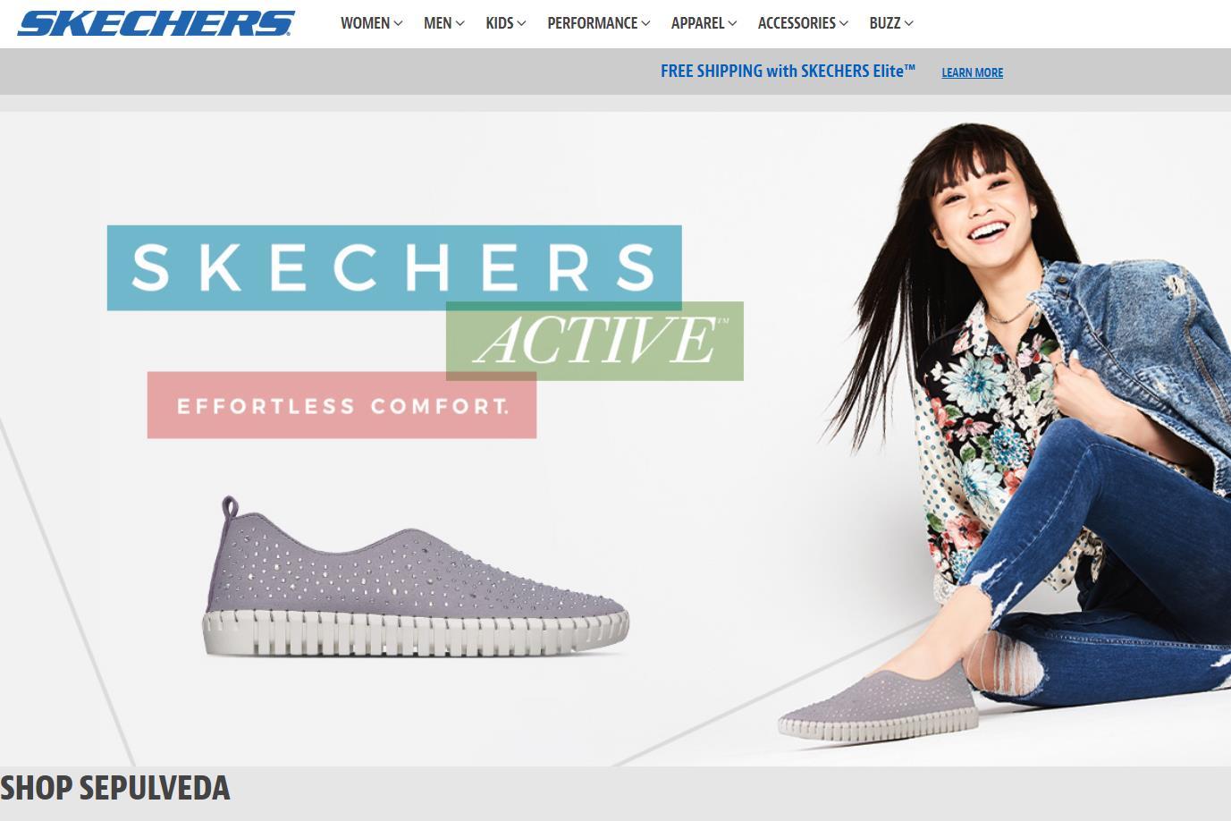传:美国服饰零售巨头 VF 将以65亿美元收购美国休闲运动品牌Skechers