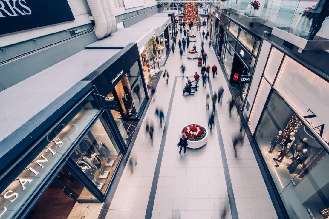 英国商业地产正在走向崩盘?购物中心平均地产价值或将下降30% 左右