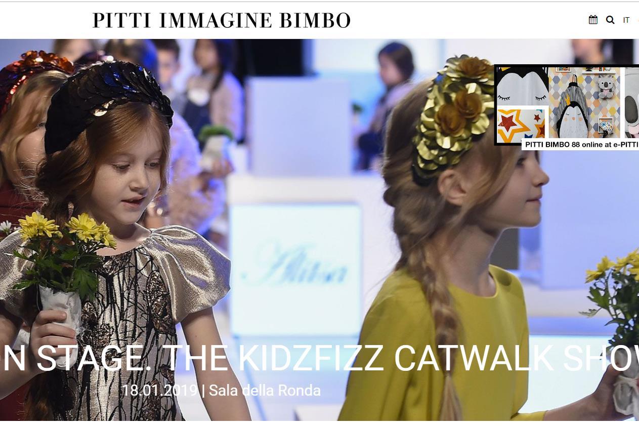 第88届 Pitti Bimbo 童装展落下帷幕,海外买手出席率平稳增长