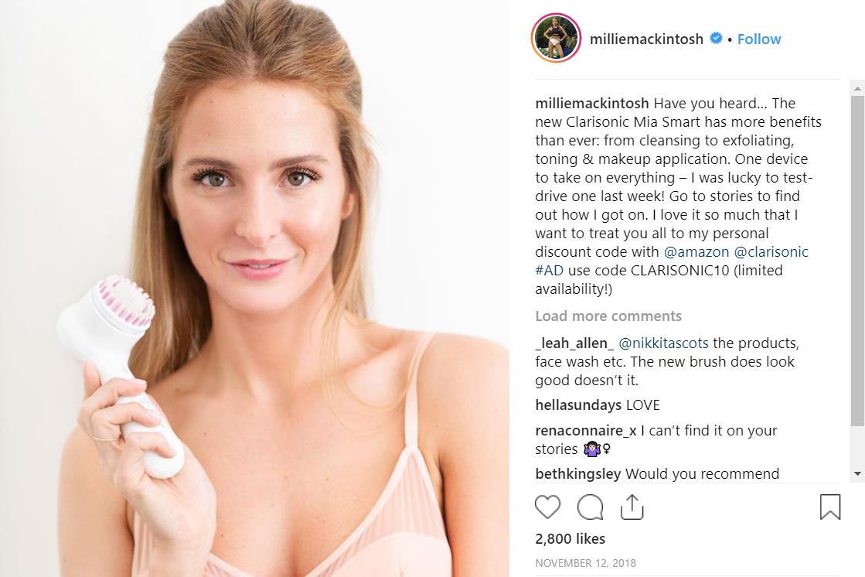 """避免误导消费者,英国政府要求社交媒体意见领袖须在推荐产品时公示""""商业合作"""""""