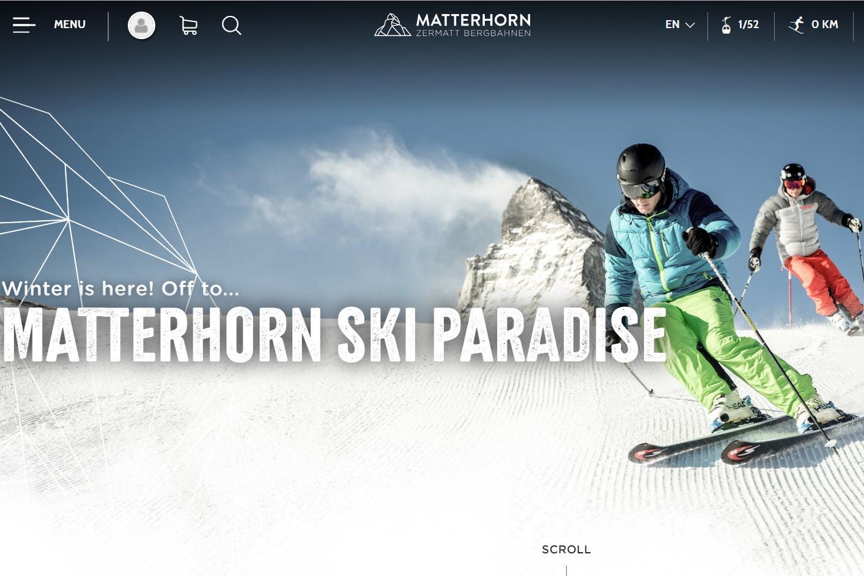 用施华洛世奇水晶打造冰山缆车!瑞士滑雪圣地采尔马特小镇成功吸引更多亚洲年轻游客