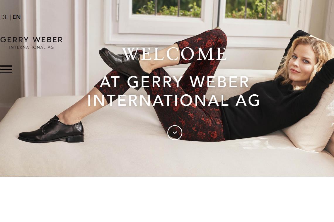 未能获得必需的资金支持,德国女装零售商 Gerry Weber 申请破产重组