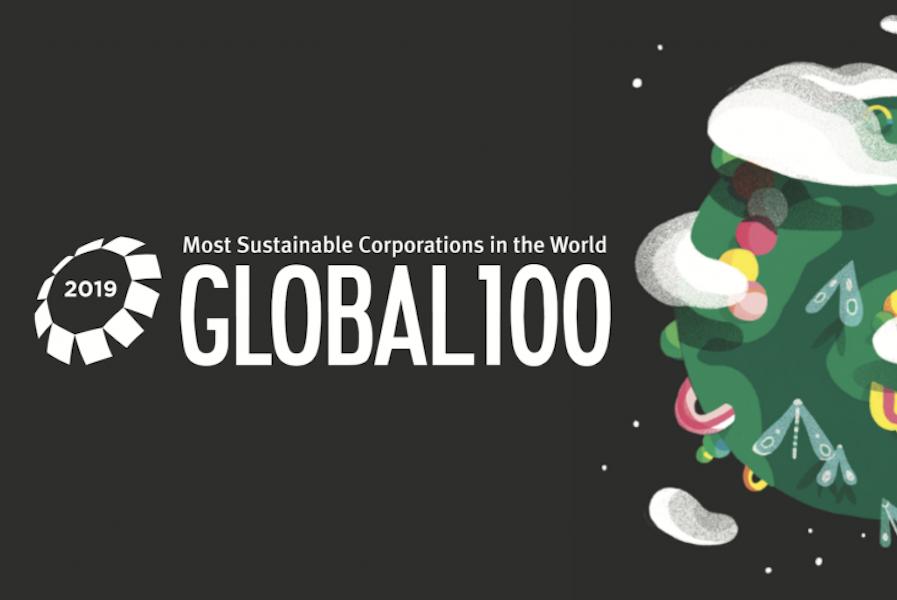 """开云集团获评 Corporate Knights """"全球可持续发展企业100强""""第二位,共三家时尚类企业入选"""