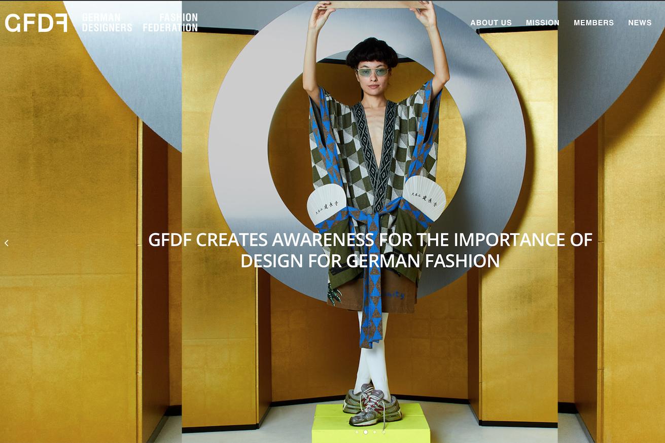 """让时尚在德国""""抬起头来"""",德国终于有了自己的专业时装设计师协会""""GFDF"""""""