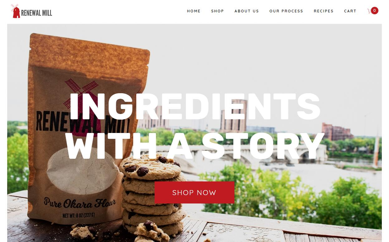 把豆渣变成面粉,环保食品配料公司Renewal Mill获得250万美元种子轮投资