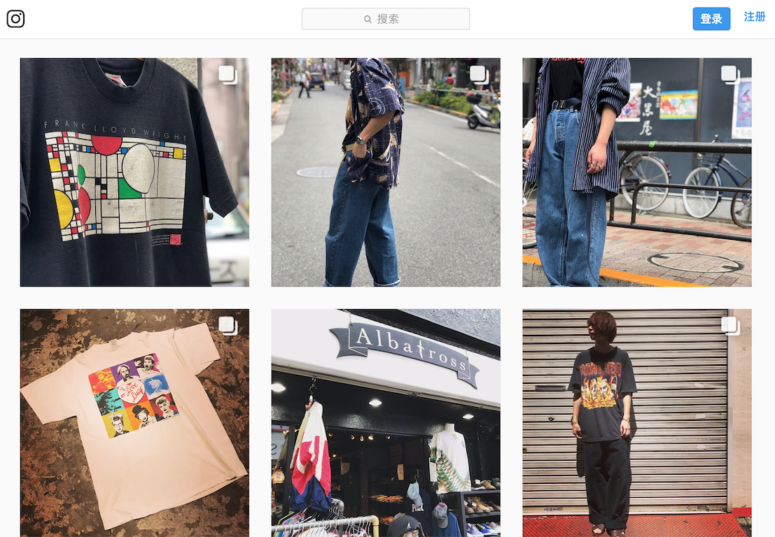 从高圆寺这16家古着店,透视东京发达的二手时尚市场