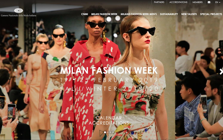 2月米兰时装周日程公布,中国设计师欧敏捷、杨子、陈安琪入选