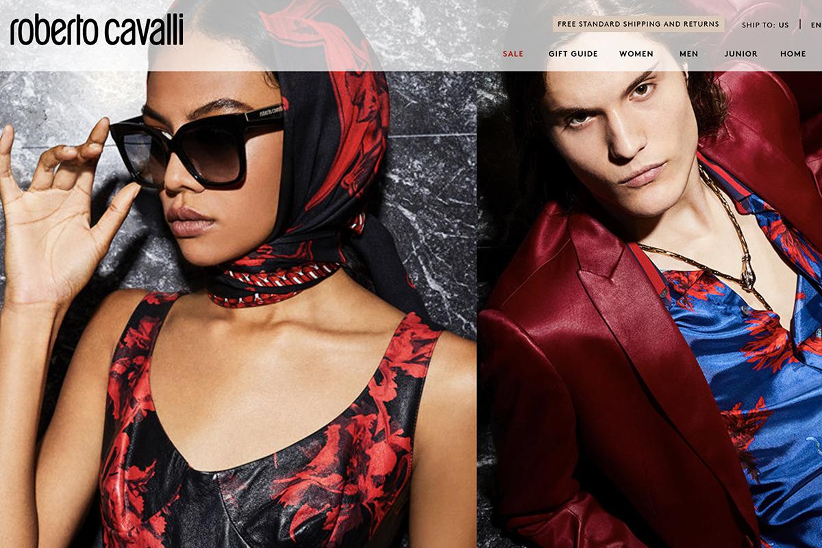 传:待售中的意大利奢侈品牌 Roberto Cavalli 已收到三个潜在买家的报价