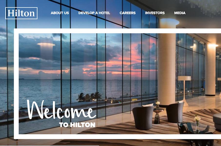 希尔顿酒店集团2018财年全年业绩强劲,CEO谈发展战略