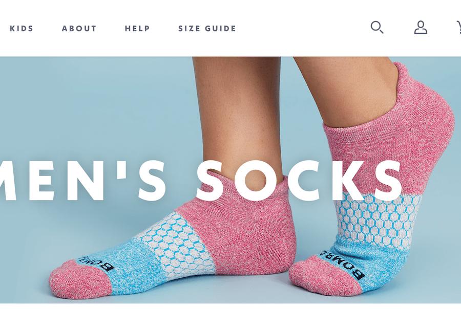 创业六年,捐出1600万双袜子,公益时尚品牌 Bombas 还为流浪汉专门设计了一款袜子