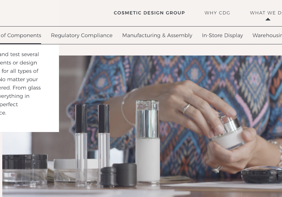 贝恩资本旗下美国化妆品包装供应商 World Wide Packaging 收购美容产品配方设计公司 Cosmetic Design Group