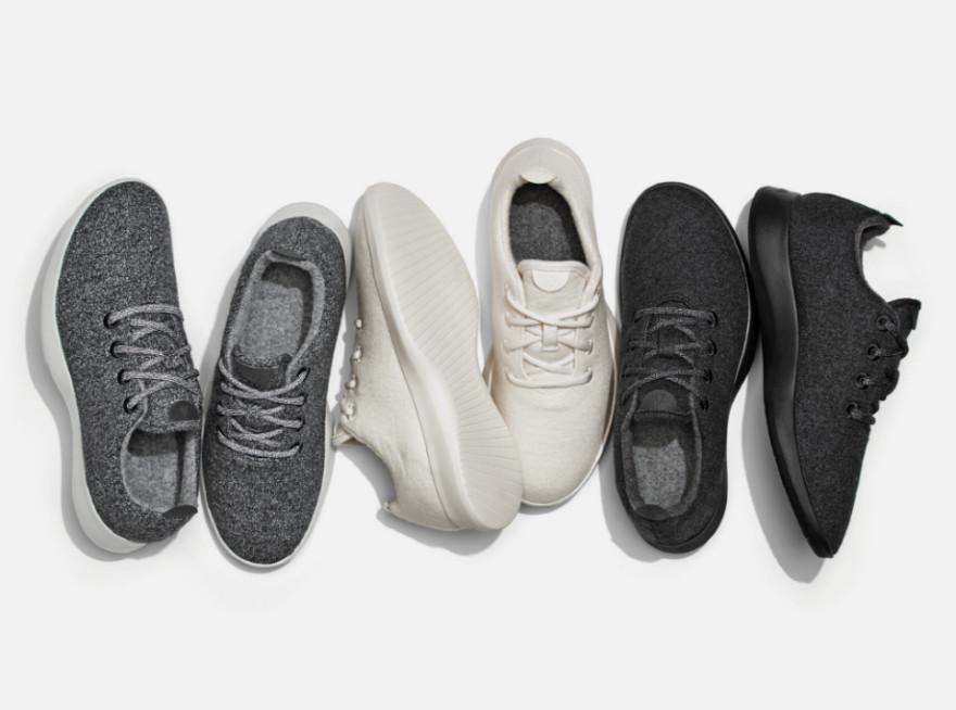 一款羊毛鞋两年卖了100万双!要进中国的 Allbirds是如何火箭般窜升的?| 橙湾大学经典案例图示