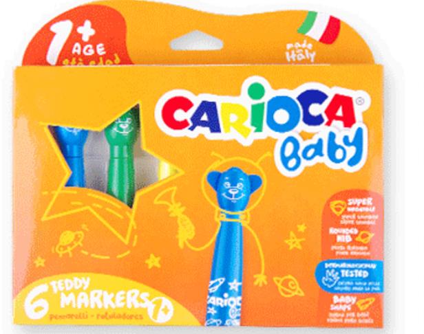 中国最大文具公司晨光投资意大利品质儿童绘画品牌 Carioca 签署战略伙伴关系