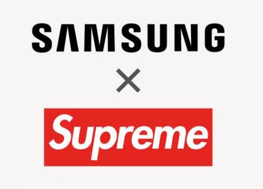 """山寨风波两个月后,三星电子官方宣布终止与意大利 """"Supreme"""" 的合作项目"""