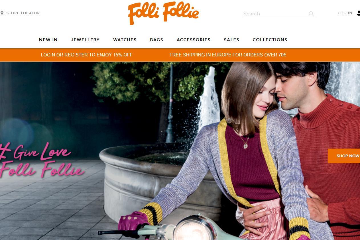 深陷财务风波的希腊时尚珠宝品牌 Folli Follie 重组计划终于获得董事会批准