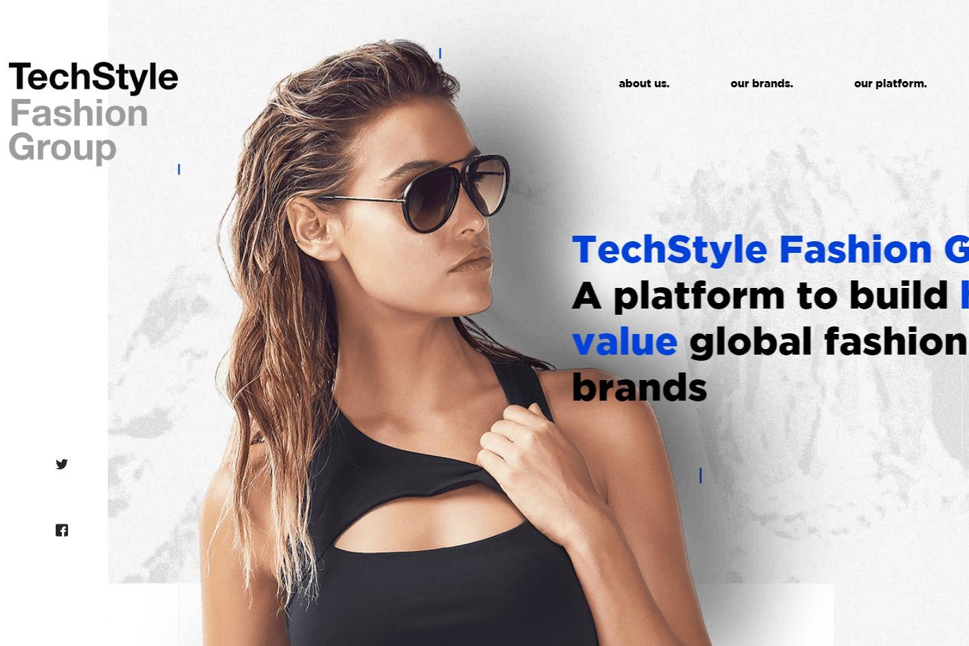 Rihanna内衣品牌的操盘手:TechStyle是如何运作全球最大会员制时尚电商公司的?