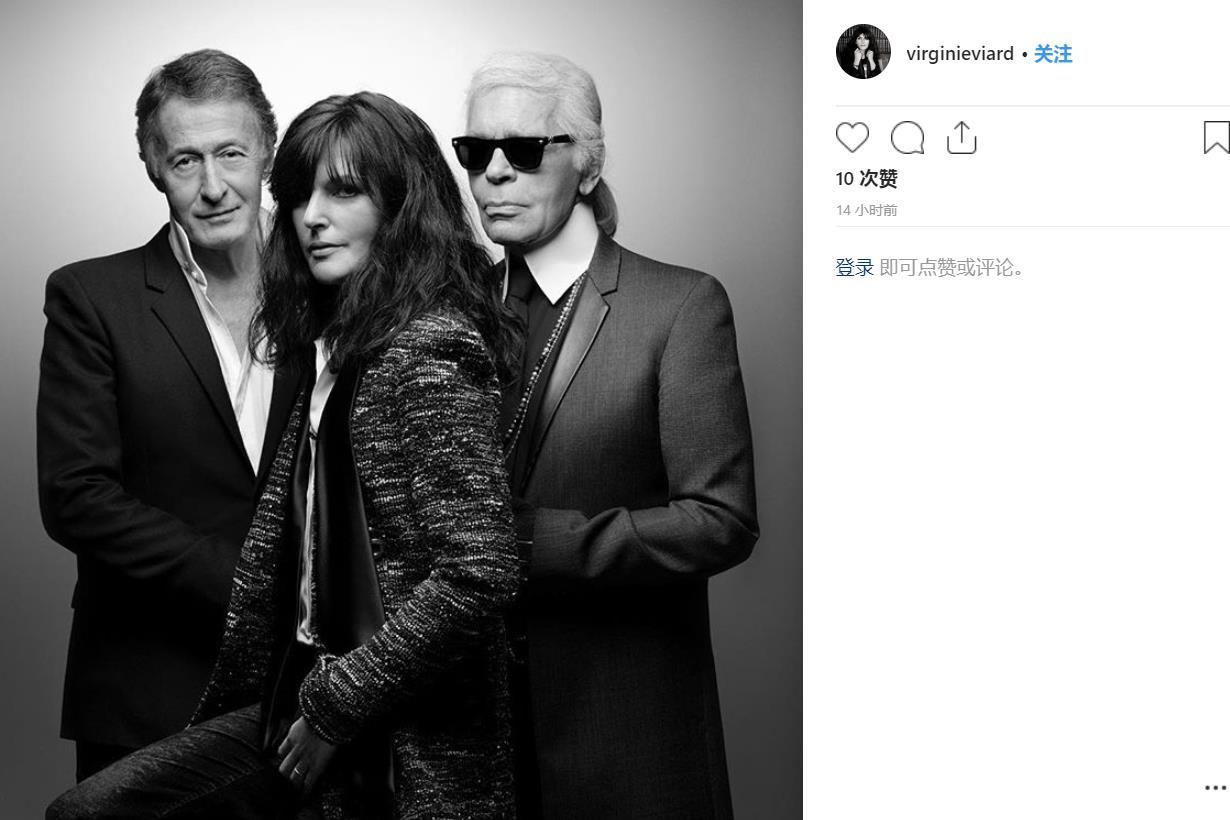 Chanel 正式委任 Karl Lagerfeld 生前得力助手 Virginie Viard 为新任创意总监