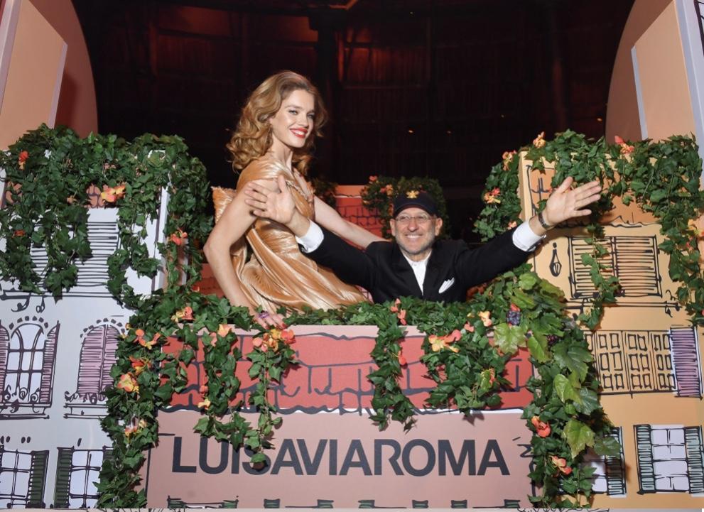 俄罗斯超模 Natalia Vodianova 创建的慈善基金会与意大利奢侈品电商 LuisaViaRoma 举办的慈善活动落幕,筹集80万英镑