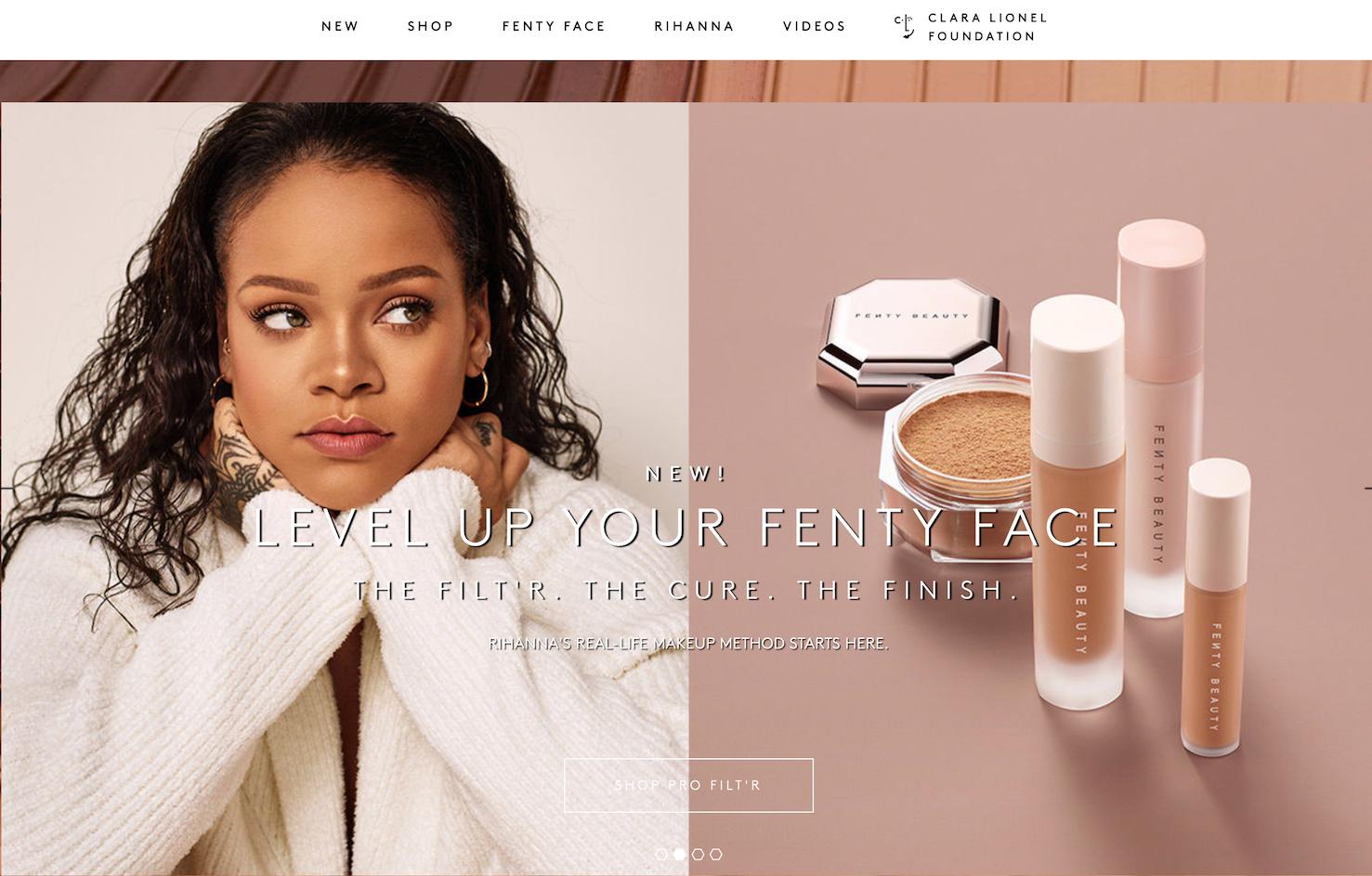 """传: LVMH集团向旗下""""壳""""公司注资6000万欧元,或为Rihanna品牌做准备"""