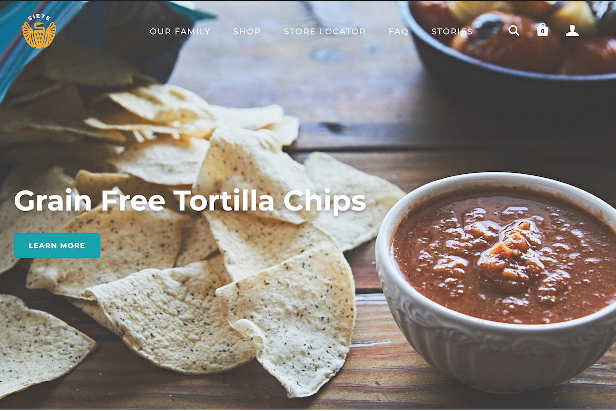 主打不含谷物的墨西哥风味食品,家族创业公司 Siete Family Foods 完成9000万美元融资