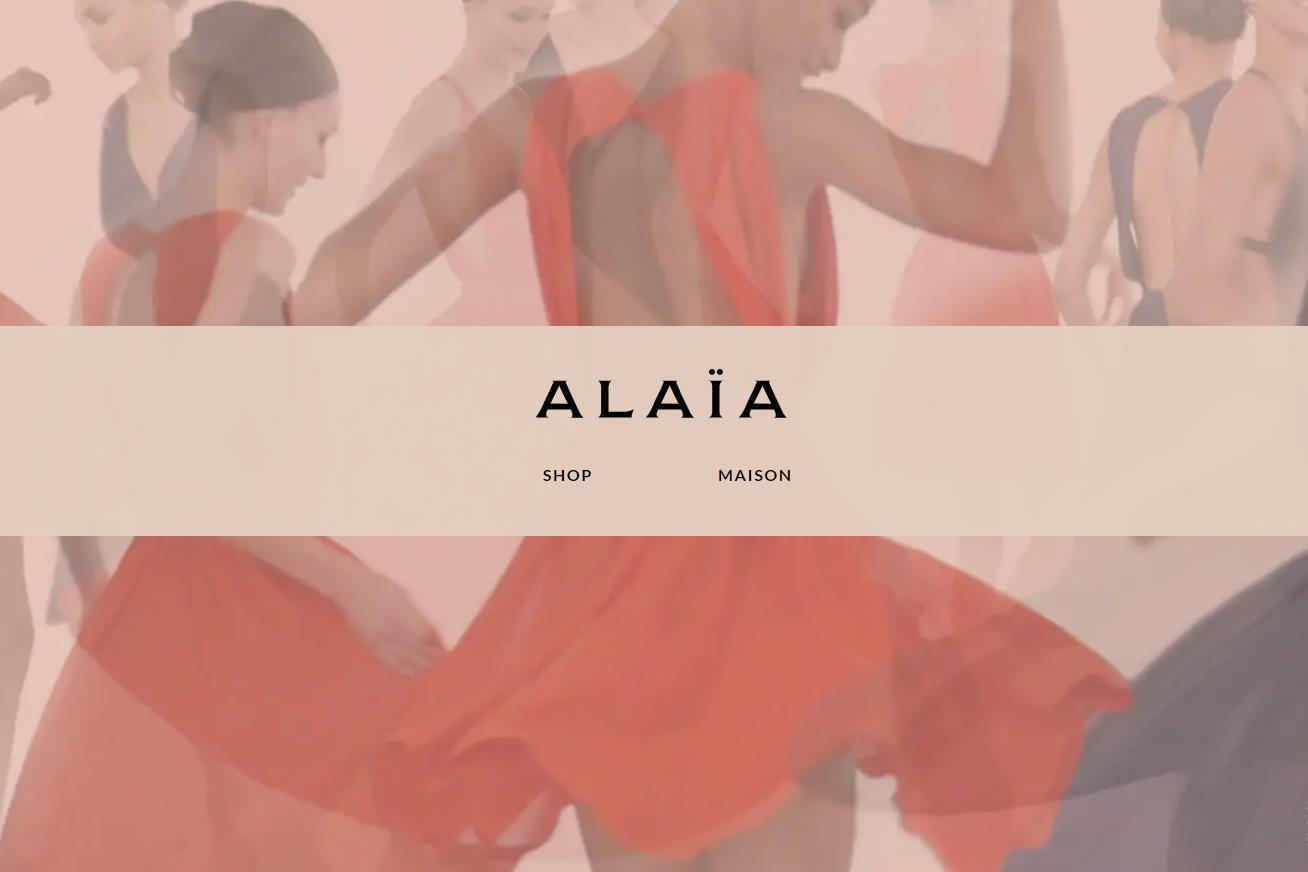 北京 SKP 购物中心举办传奇时装大师 Azzedine Alaïa 作品回顾展