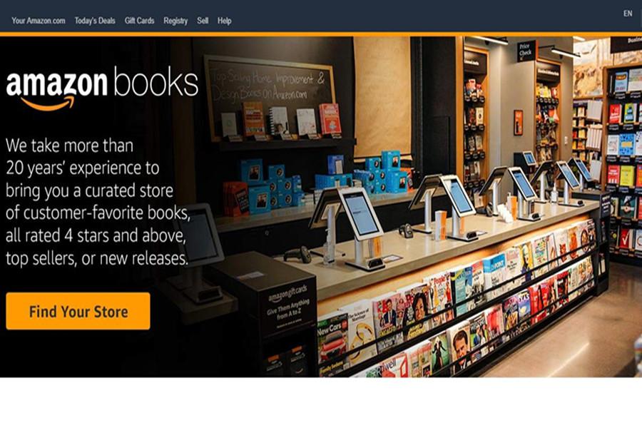 亚马逊计划关闭美国全部87家快闪店,开设更多书店和四星产品专门店