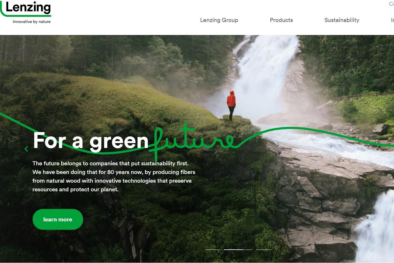 奥地利面料巨头 Lenzing 携手比利时化学公司 Solvay 推出更环保、更舒适的新面料