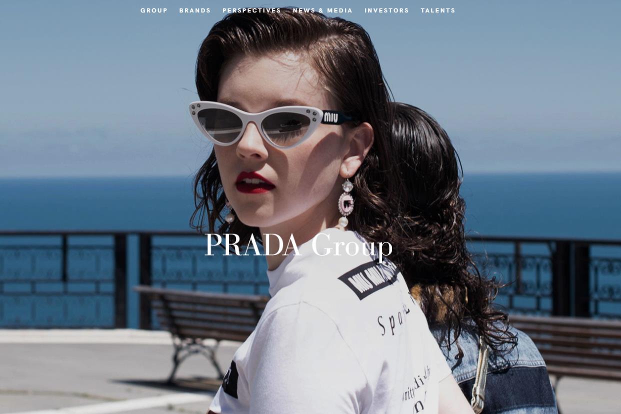 细数 Prada集团的转型之路:加大对数字渠道和生产设施的投资,家族二代上岗