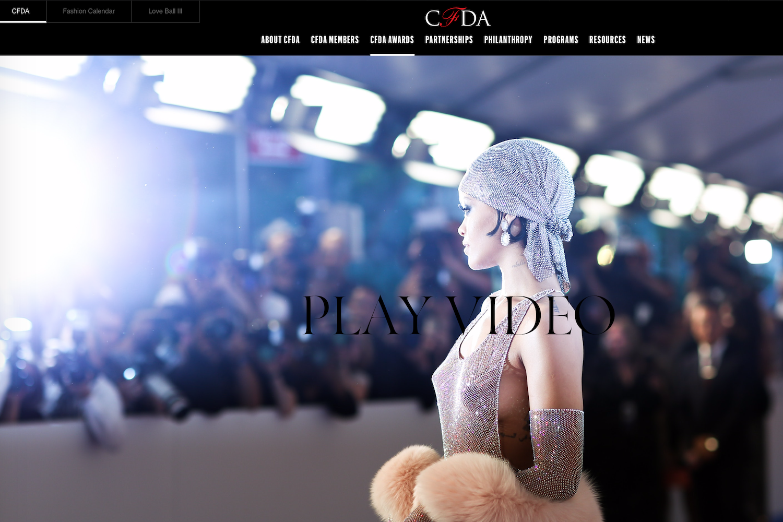 合作17年,施华洛世奇宣布不再冠名赞助美国时装设计协会(CFDA)年度时尚大奖