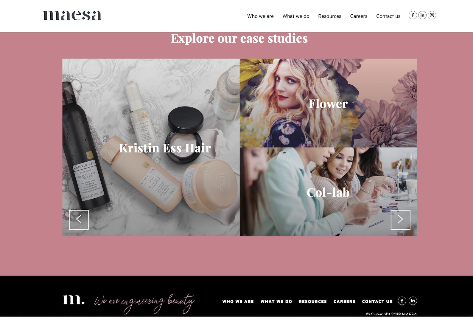 深入美妆行业上游,贝恩资本收购美妆生产和孵化平台Maesa 多数股权